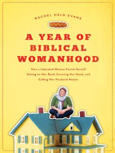 Year Of Biblical Womanhood Cover