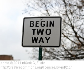 'Begin Two Way' photo (c) 2011, niXerKG - license: http://creativecommons.org/licenses/by-nd/2.0/